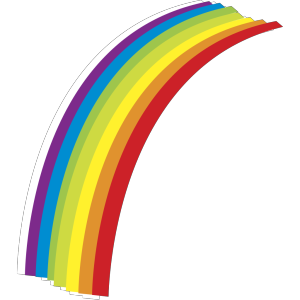 Rainbow Png Svg Clip Art For Web Download Clip Art Png Icon Arts