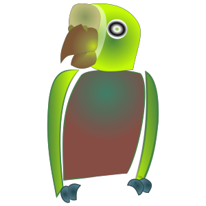 Parrot icon png