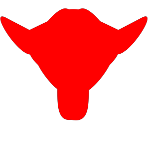 Bull icon png