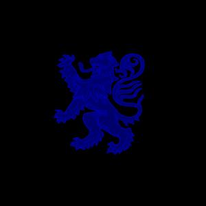 Blue Lion icon png