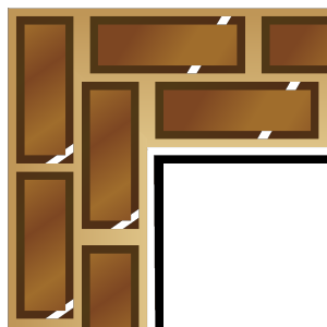 Rpg Map Brick Border 1 icon png
