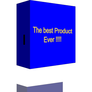 Product Box icon png