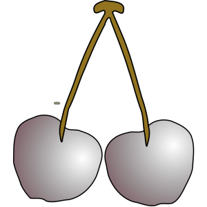 Cherries Fruit icon png