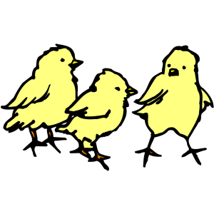 Baby Chicks icon png