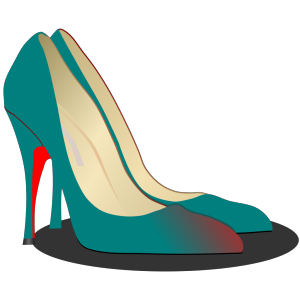 High Heels Red Shoe icon png