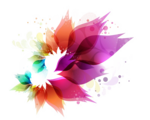 Abstract Colors PNG Clipart icon png