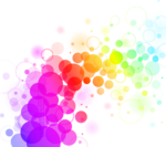 Abstract Colors PNG File icon png