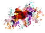 Abstract Colors PNG Image icon png