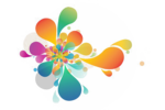 Abstract Colors PNG Picture icon png