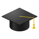 Academic Hat PNG Photos icon png