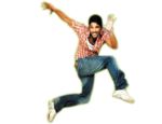 Allu Arjun Transparent Background icon png