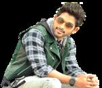 Allu Arjun Transparent PNG icon png