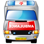 Ambulance Van PNG Picture icon png
