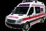 Ambulance Van PNG Transparent Image icon png