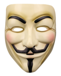 Anonymous Mask PNG Background Photo icon png