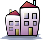 Apartment PNG Transparent Image icon png
