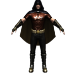 Arkham City Robin Transparent PNG icon png