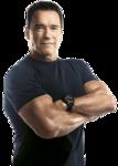 Arnold Schwarzenegger Transparent PNG icon png