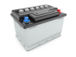 Automotive Battery PNG Image icon png