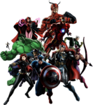 Avengers PNG Clipart icon png