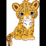 Baby Jaguar Transparent PNG icon png