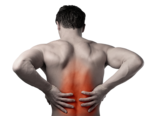 Back Pain Transparent Background icon png