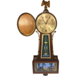 Banjo Clock PNG Clipart icon png