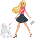 Barbie PNG Image icon png