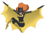 Batgirl PNG Free Download icon png