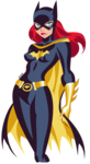Batgirl PNG Transparent Picture icon png