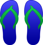 Beach Sandal PNG Image icon png