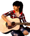 Becky G PNG HD icon png