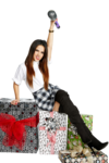 Becky G Transparent PNG icon png
