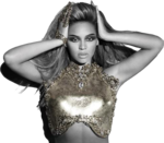 Beyonce Transparent PNG icon png