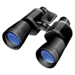 Binocular PNG Picture icon png