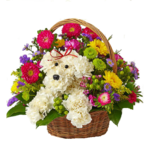 Birthday Flowers Bouquet PNG Transparent Image icon png
