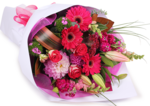 Birthday Flowers Bouquet Transparent PNG icon png