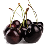 Black Cherry Transparent Background icon png