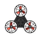 Black Fidget Spinner PNG Photo icon png