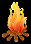 Bonfire PNG Picture icon png