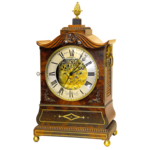 Bracket Clock PNG Transparent Picture icon png