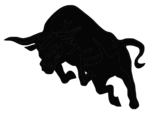 Bull PNG Transparent Image icon png