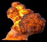 Burn Transparent Background icon png