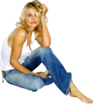 Cameron Diaz PNG Clipart icon png