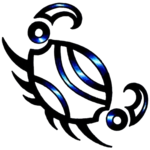 Cancer Zodiac Symbol PNG Transparent Image icon png