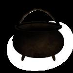 Cauldron PNG Transparent Image icon png