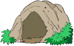 Cave PNG Clipart icon png