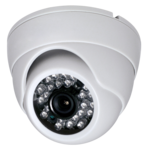 CCTV Dome Camera PNG Transparent Image icon png