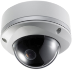 CCTV Dome Camera Transparent Background icon png