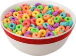 Cereal PNG File icon png